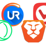 logos browsers